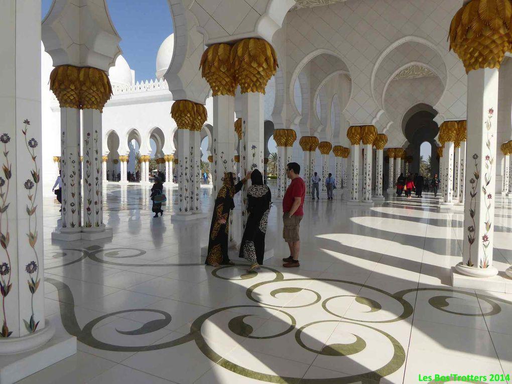 Abu Dhabi : Son circuit, ses tours et surtout sa mosquée