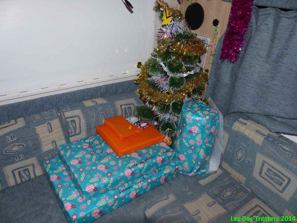 Plage de Ras al Hadd pour Noël 2014 avec les Martoulenn