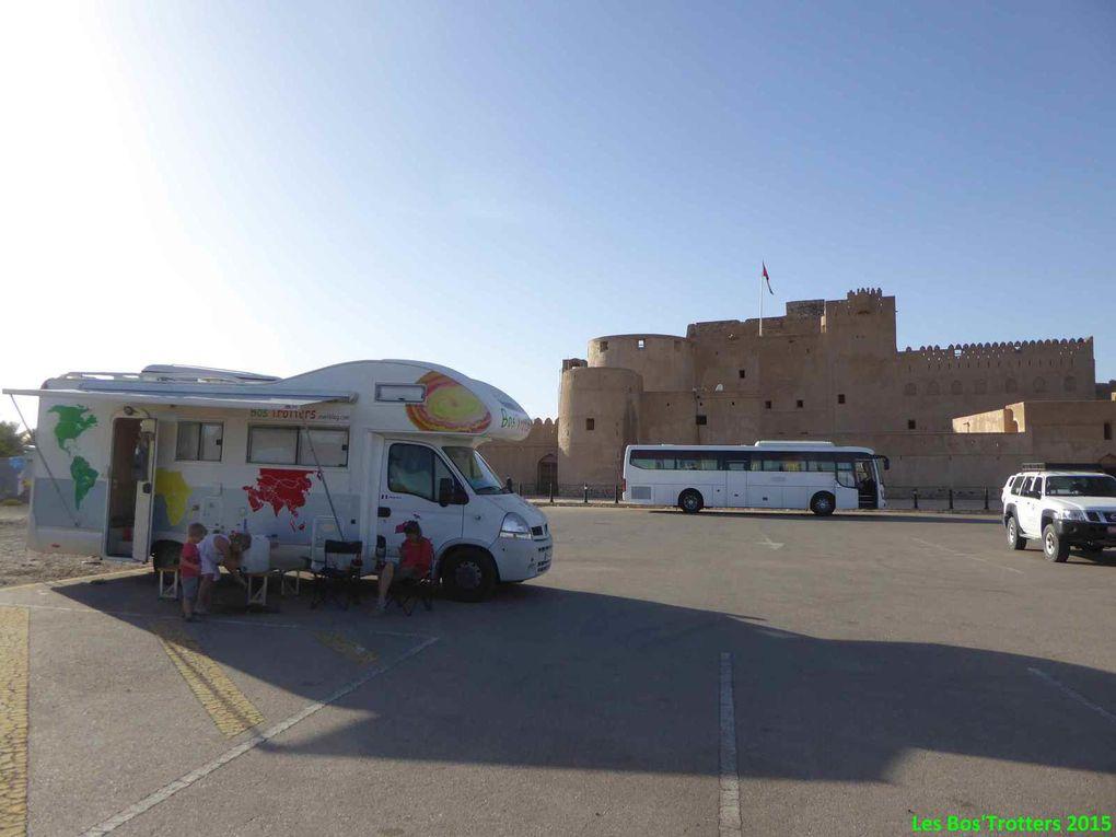 Détente au fort de Jibrin
