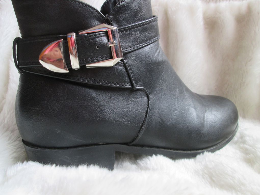 Mes chaussures d'hiver