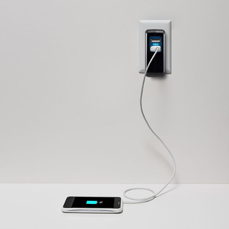 Le Chargeur 24W/4.8A avec 2 ports USB ISmart(TM) de RAVPower®