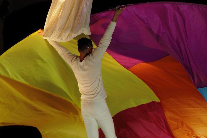 CRÉATIONS DE 2000 à 2012 Cirque d'un homme seul, D'hormone et d'esprit, Le passeur, Abiku, Hurleur, Au bord et It's raining cats and dogs.