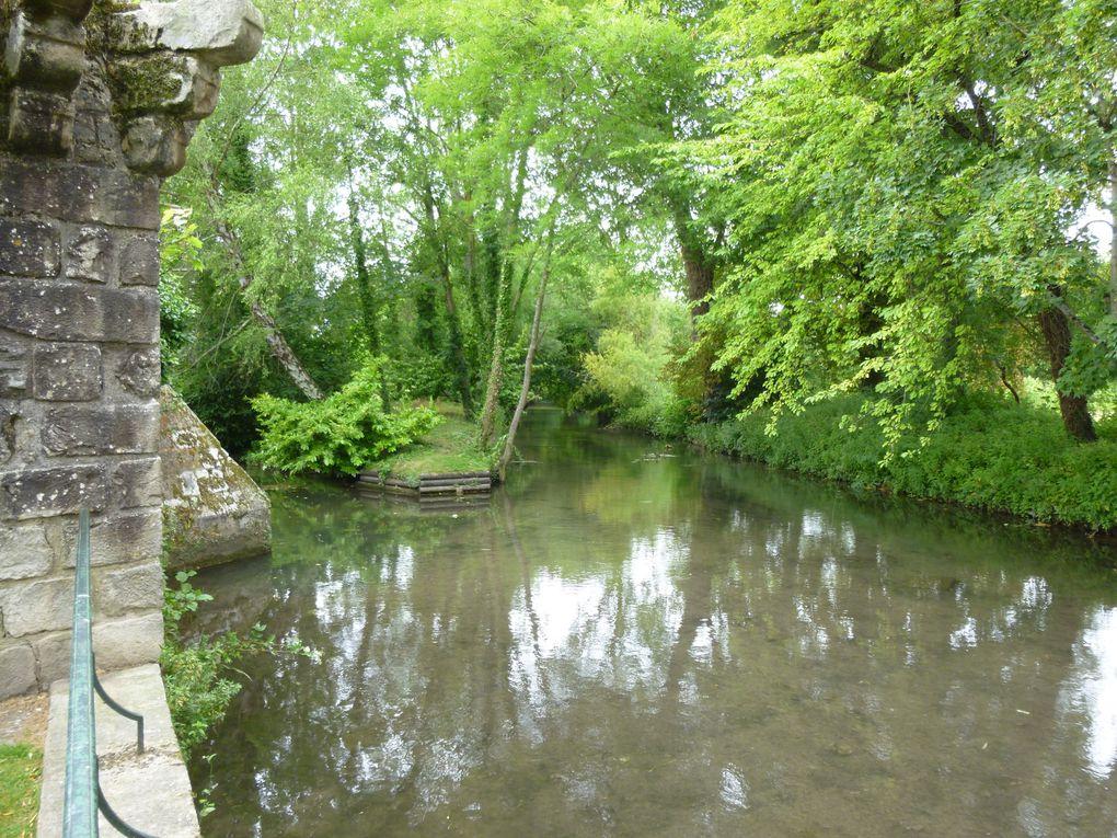 "Balade ""Au fil de l'eau"" à Etampes (91) - juin 2014 -"