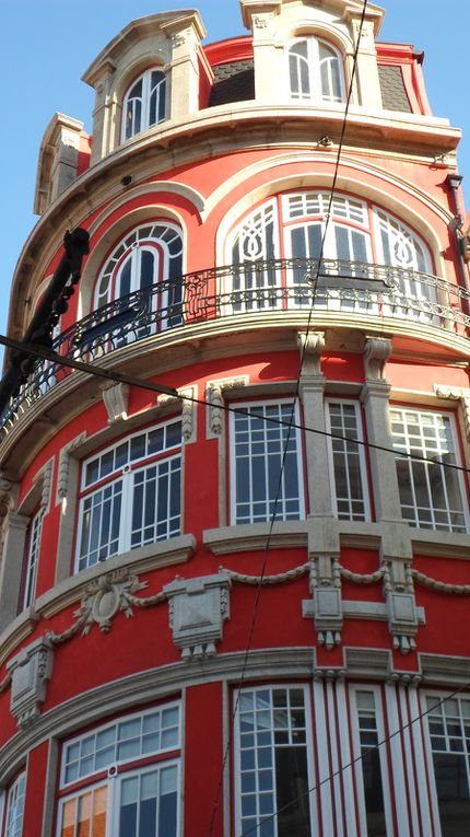 En mars, escapade à Porto