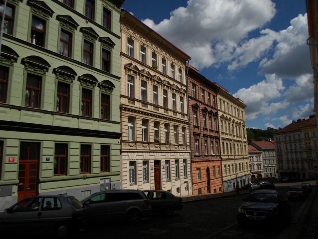 Escapade à Prague, Juin 2016