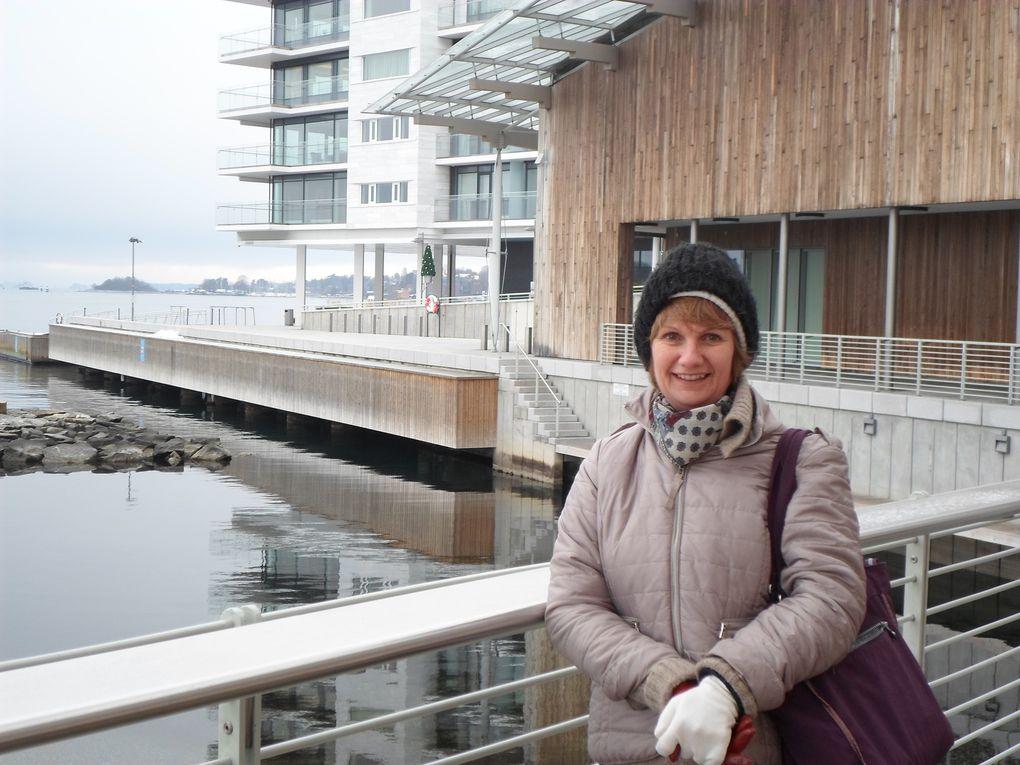 Escapade à Oslo - Novembre 2016 -
