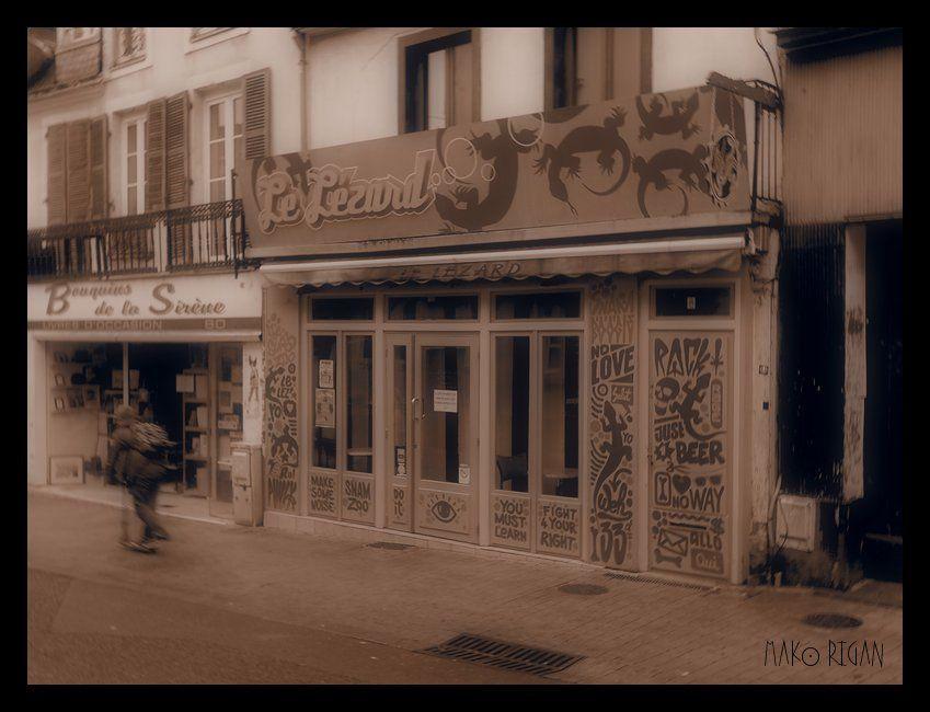 Marseille / Saint-Malo, en stop et aller-retour : 2. Le Mans