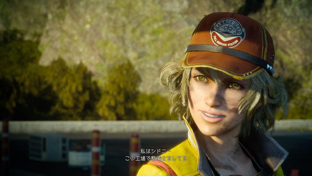 Final Fantasy XV se dévoile en images