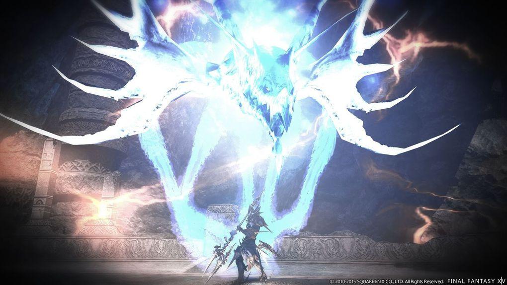 Final Fantasy XIV : Heavensward se dévoile en images