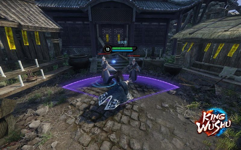 King of Wushu se dévoile en images