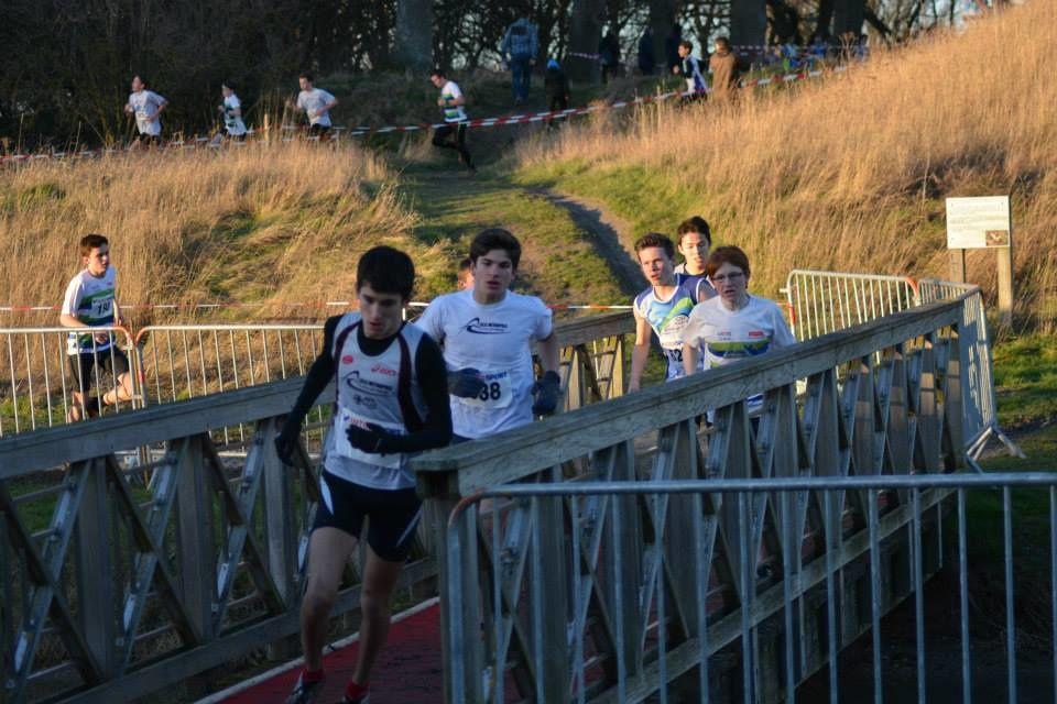 Championnat du Nord de cross Gravelines, le 11 janvier