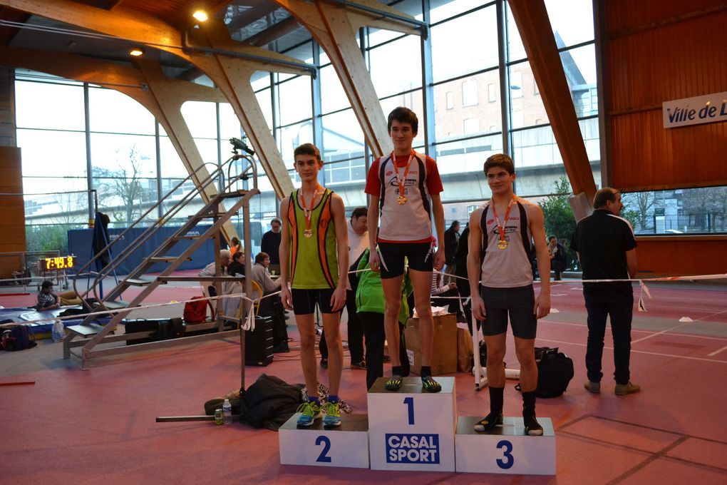 Régionaux minimes de triathlon à Lille