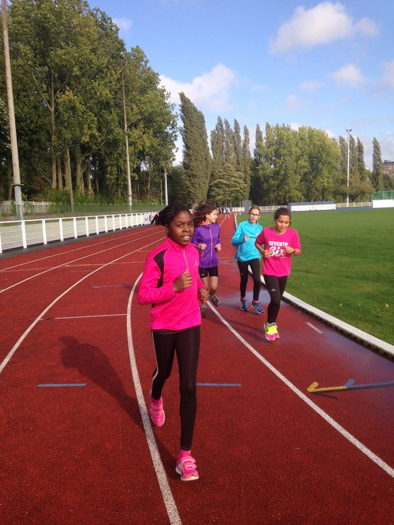 Photos des nouveaux athlètes Lillois