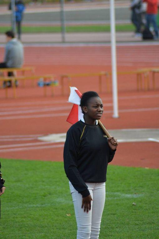 Equip'athlé finale nationale minimes Dreux: 24 et 25 octobre