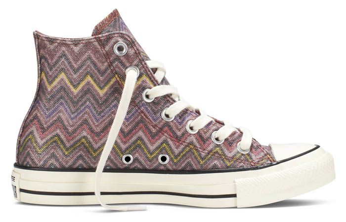 La nouvelle collection CONVERSE X MISSONI