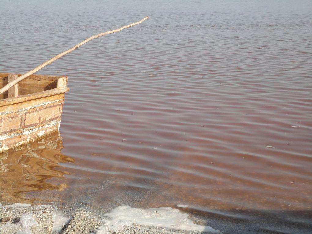 Un lac qui ne manque pas de sel !