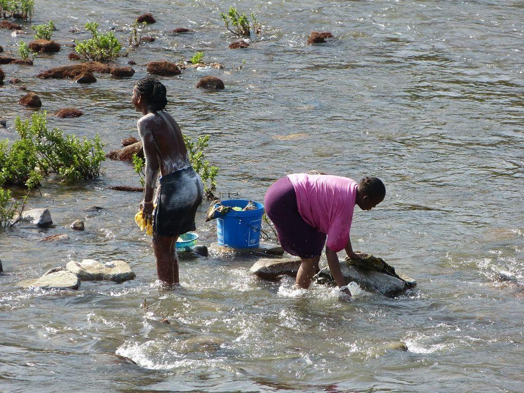 Au fil du fleuve Gambie...