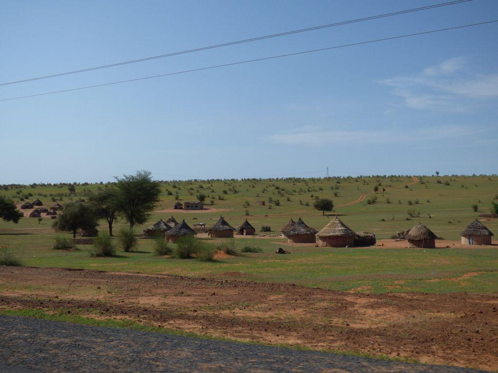 Instantanés de Rosso à Ndioum