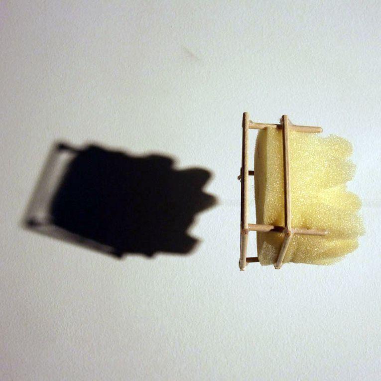 Petites maquettes abstraites