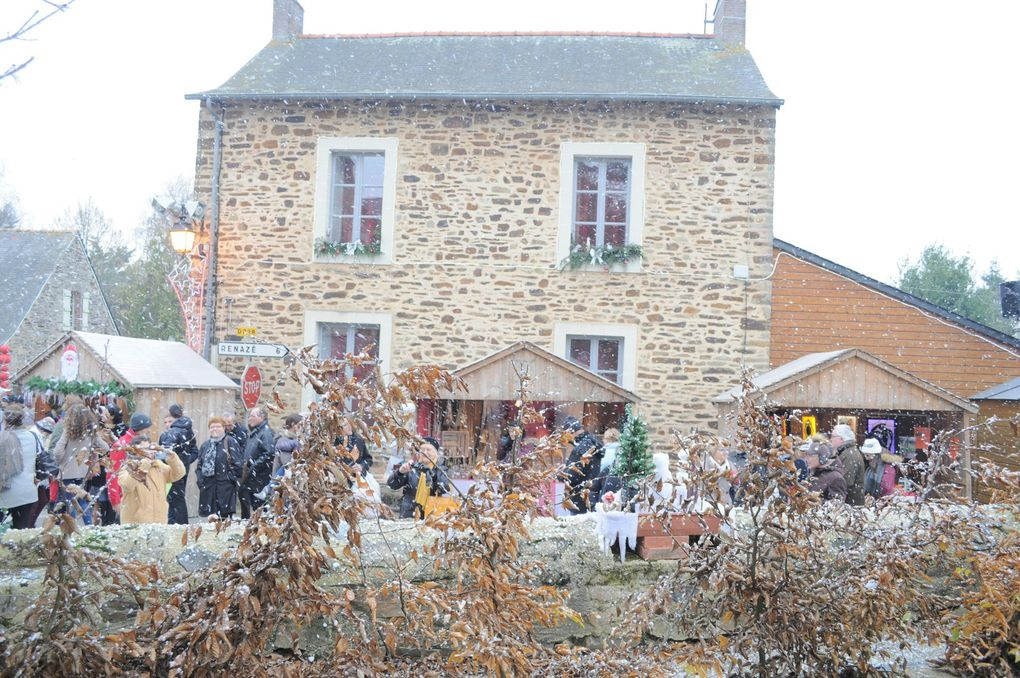 MARCHE DE NOEL 2016: Photos, films