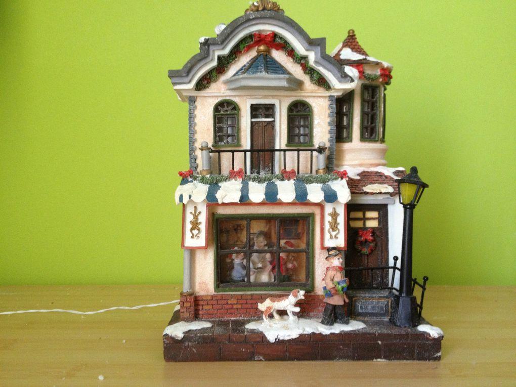 Villages Miniatures Pi Ces De Marques Diverses Le Blog