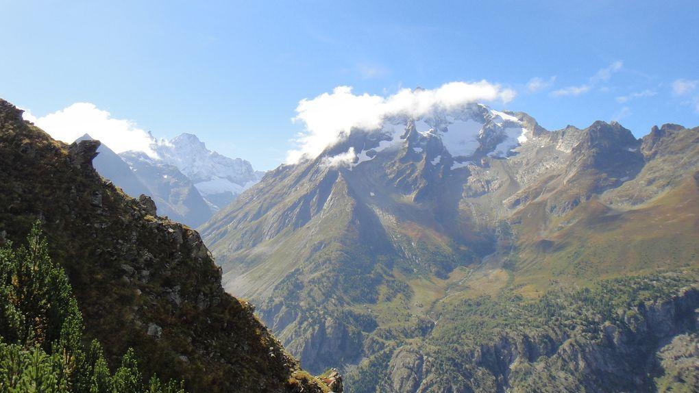 Le Plat de la Selle (2490m)