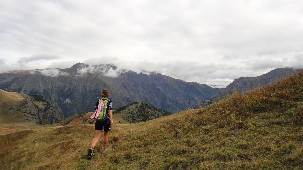Le Grand Serre (2141m), depuis St Honoré