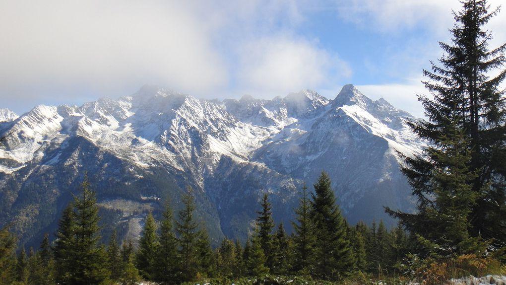 Le Grand Rocher (1926m), boucle par son versant est