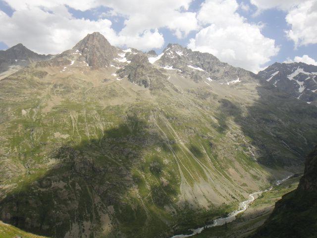 Lac des Rouies (2722m), par le lac des Fétoules et le refuge de la Lavey