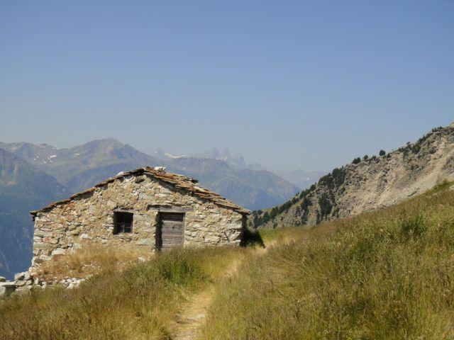 Rateau d'Aussois (3131m), par le Col de la Masse et le Col du Barbier