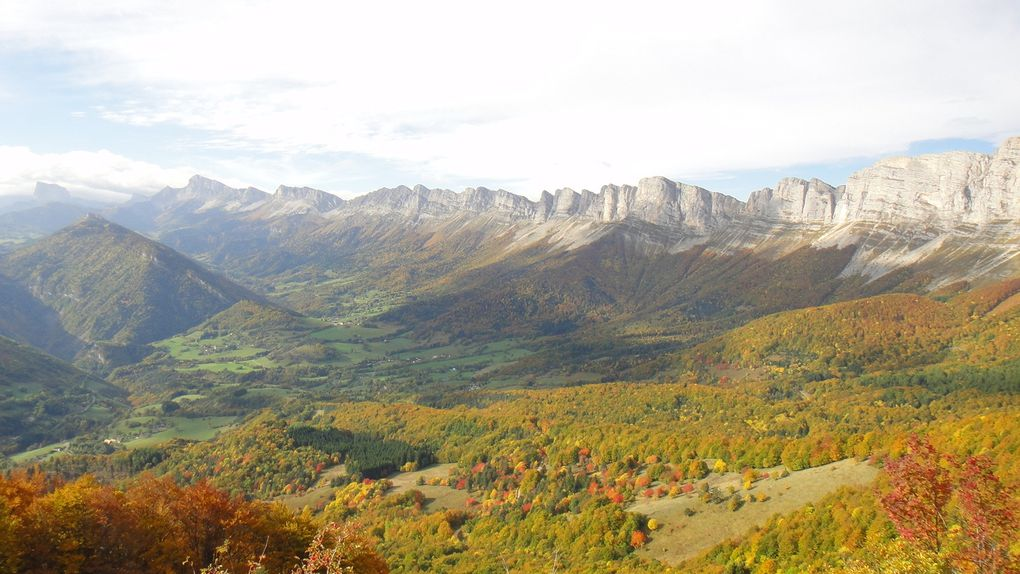 Tour de la Grande Moucherolle, par le Col des Deux Soeurs (2056m) et le Pas de la Balme (1839m)