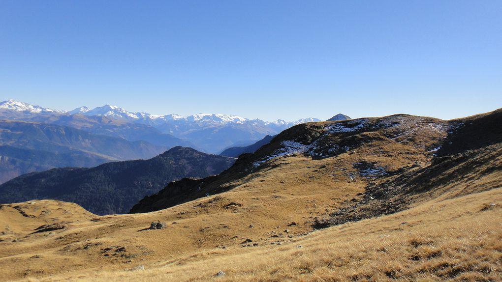 Le Grand Arc (2484m), par le Char de la Turche (2010m) et La Tuile (2294m)