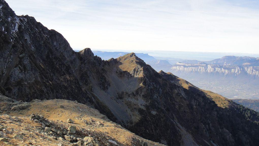 Lac Blanc (2172m), depuis la Gorge