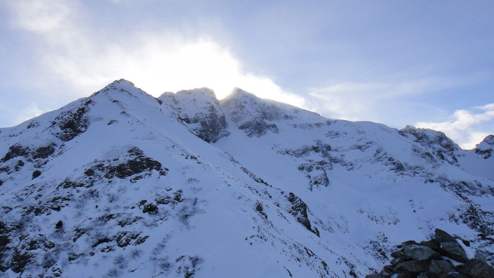 Orionde (2041m)