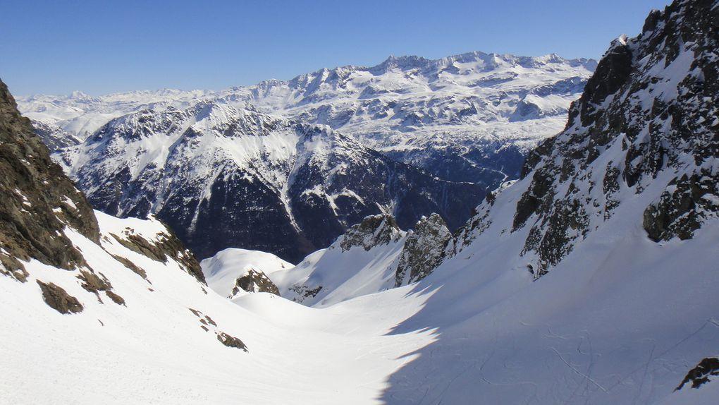 Col de la Balmette (2667m)