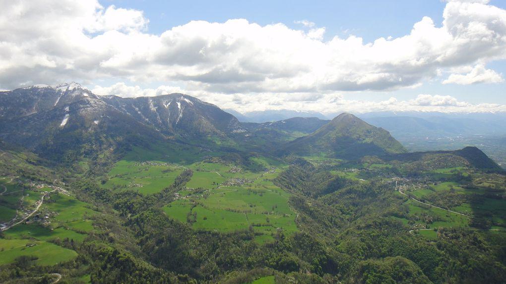 Mont Peney (1356m), depuis le Bout du Monde