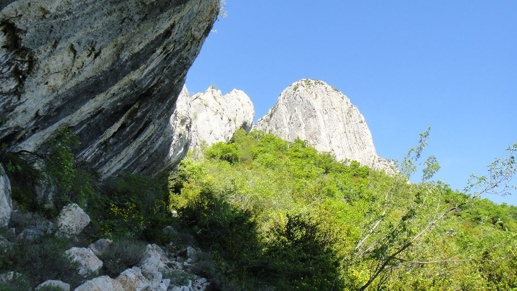 Rocher de Pierre Impie, Roc de l'Aigle (1219m)