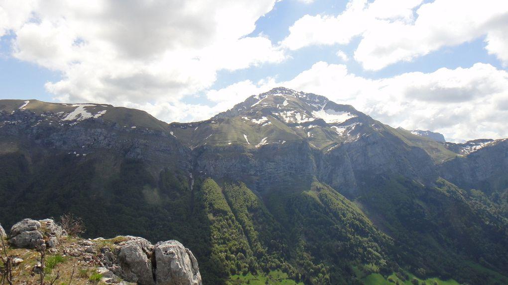 Mont Julioz (1662m)
