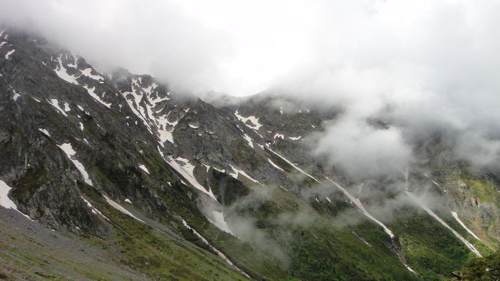 Lac de Rif Bruyant (1955m)