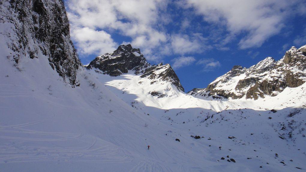 Selle du Puy Gris (2758m)
