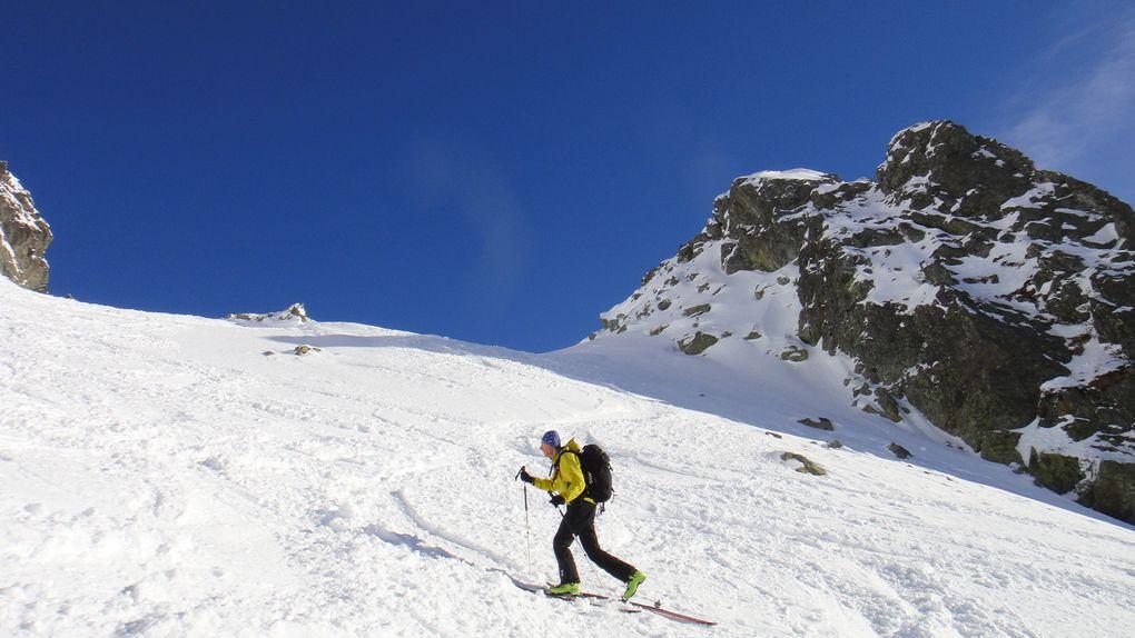 Col de l'Aigleton (2266m)