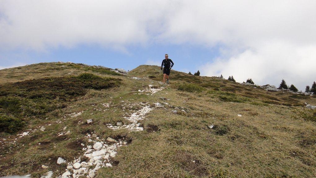 Mont Margériaz (1845m), par le Golet de l'Agneau, depuis Thorméroz