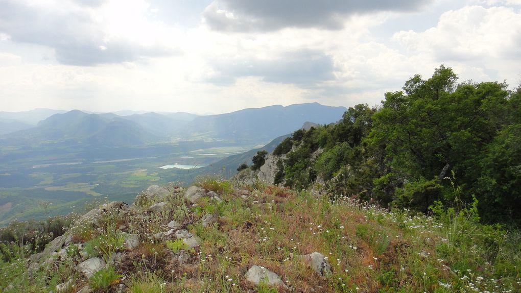 Montagne de l'Aup ou de St Genis (1270m)