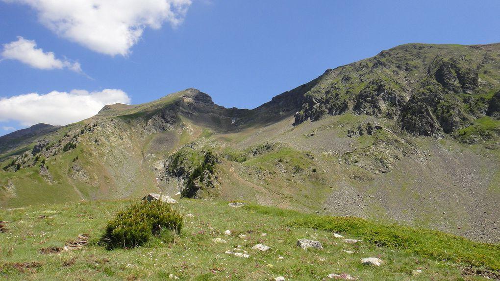 Tête du Vet (2162m) et Roche Moutte (2153m) par le Bois du Tronchet