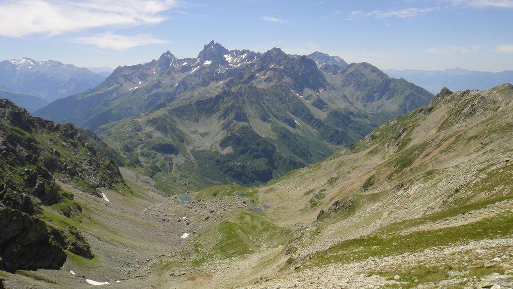 Cime de la Jasse (2478m) et Dent de Bédina (2430m), par la Crête de Bédina