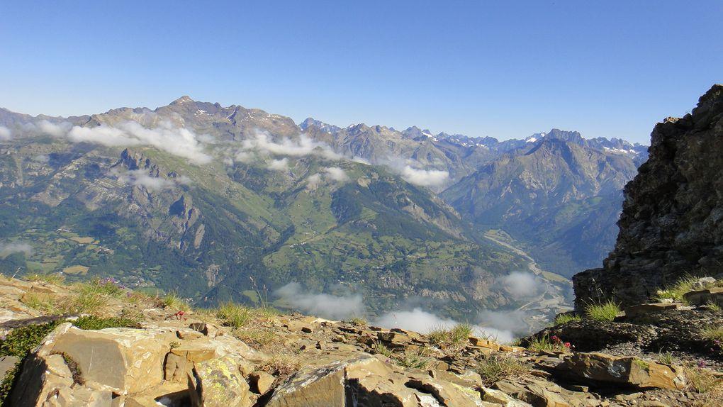 Petite Autane (2519m), depuis Clos du Rigoux (St Léger)