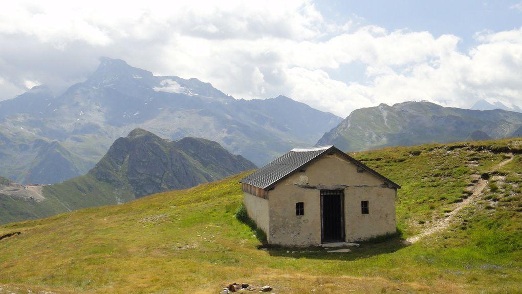 Mont St Jacques (2407m)