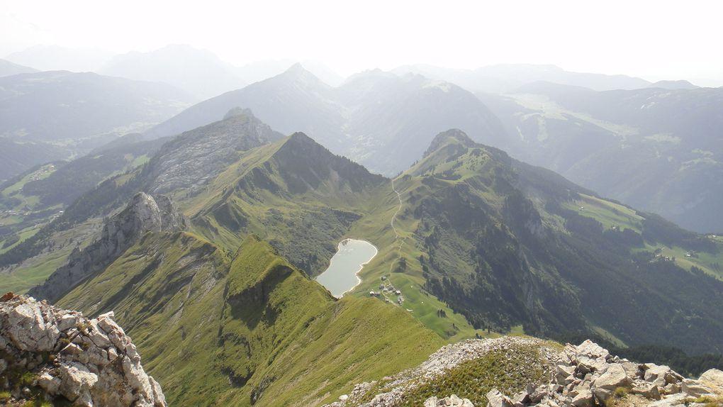Pic de Jallouvre (2408m)