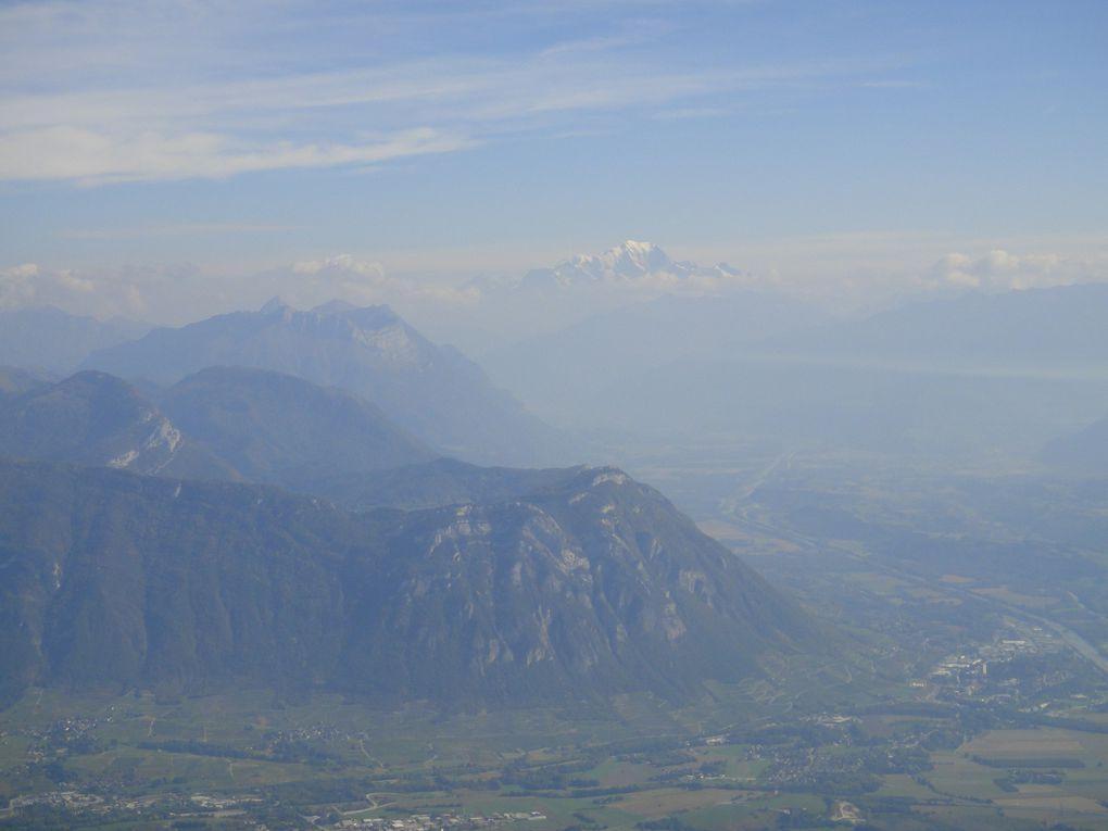 Mont Granier (1933m), depuis Bellecombe, par la Balme à Colon