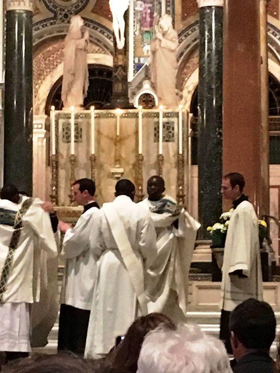 UN DIACRE, FUTUR PRESBYTRE POUR LE DIOCÈSE DE TSHUMBE